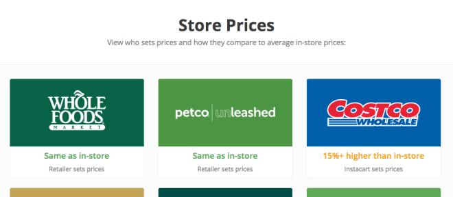 Store-Price-Comparison