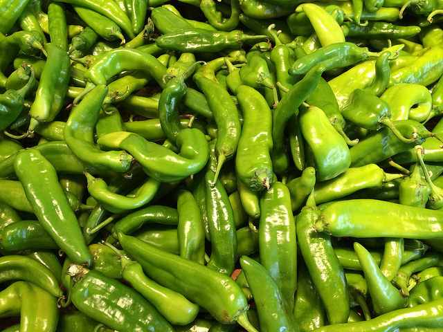 The craze is real! Catch Hatch Chiles before they're gone!