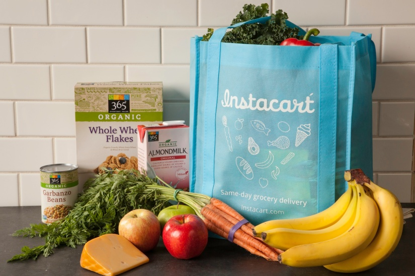 5 Fun Grocery Delivery Facts to Celebrate Our One-Year Anniversary with Whole Foods Market!